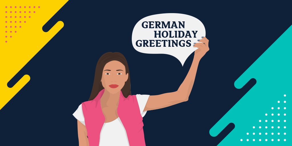 German Holiday Greetings: How to Greet
