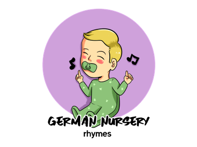 German Nursery Rhymes with English Translations TH