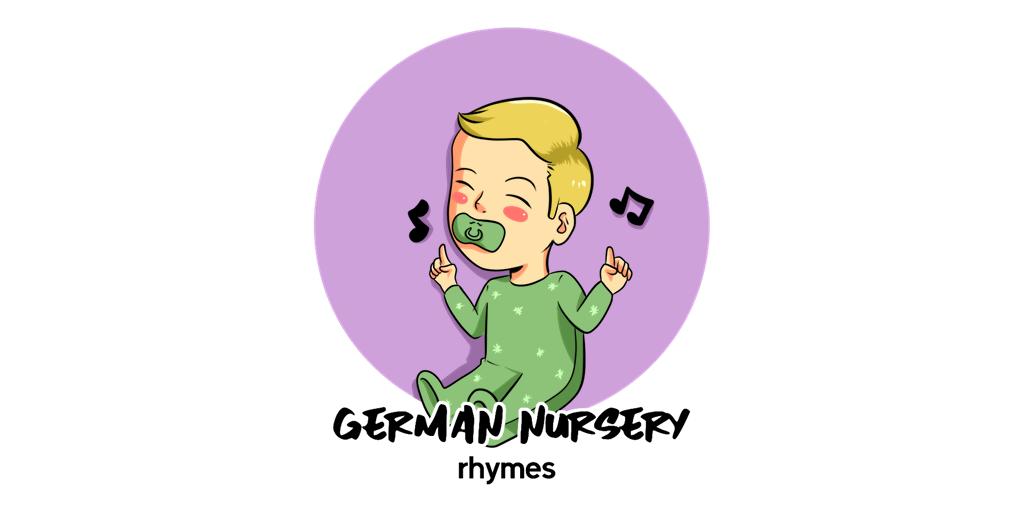 German Nursery Rhymes with English Translations TW