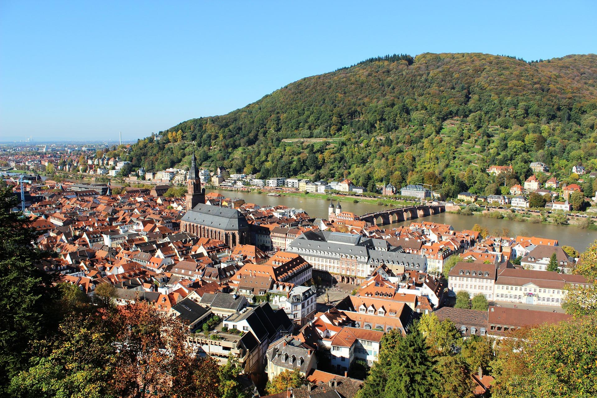 MyDailyGerman.com Heidelberg